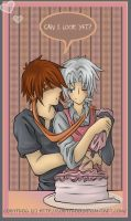 DGM:Surprise for the B-day Boy by Cobyfrog