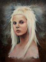 Butterfly, Yolandi by amdowns