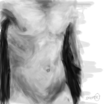 A Grey Torso by toph-blind-love