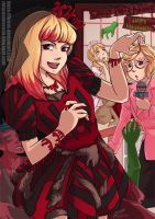 HALLOWEEN | Crazy Party Night by Lucia-95RduS