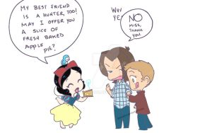 Apple pie by KamiDiox