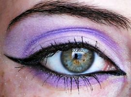 Pastel make-up by Georgya10