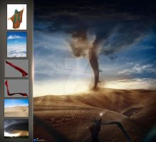 Before and After (Master of Tornadoes - 2013) by Hoangvanvan