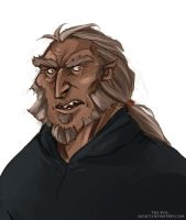 HP - Fenrir Greyback by the-evil-legacy