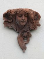 Art Nouveau Beauty Plaque by MagpieMagic