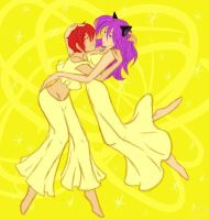 Love Is Golden by Rococo25