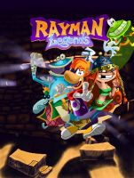 Rayman Legends - The gang's all here by SuperAbachiBro