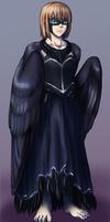 Raven Masquerade by Aki-rain