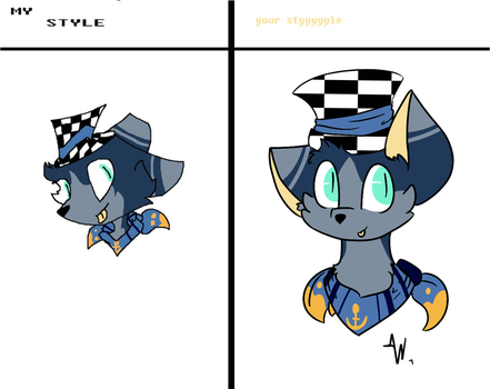 My Style, Your Style (1) by StrawberryMuffin37
