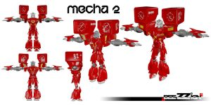 mecha 2 sheet by andry2fast