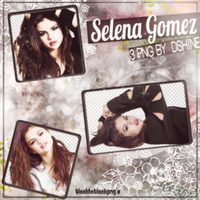 Selena Gomez Png Pack by doubleshine