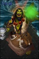Thrall iPhone by CrazyTaco93