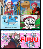 PokeMeme : Fairies !! by PokeWaffle