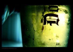 glass of beer by conceptions