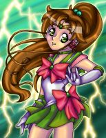 Sailor Jupiter by Nine-Tailed-Fox