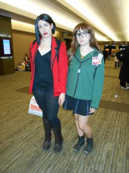 Daria and Jane Lane by Jagarnot