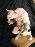 Minotaur almost done by b1938dc