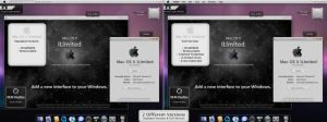 Mac OS X iLimited FinalPreview by NLM-Studios