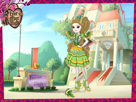Kate Dragon (Ever after high) by kateDragon