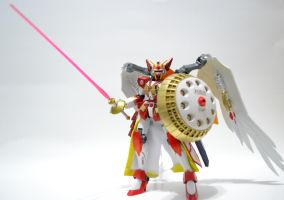 Nobell Gundam Athena by gale015