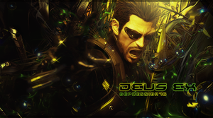 Deus Ex H.R. by depression76