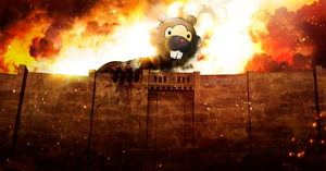 Shingeki no Bidoof by icaro382