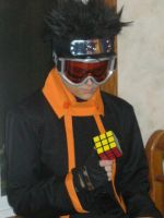Obito's Rubix cube by Obito--Uchiha