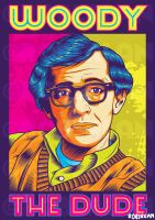 Woody The Dude by roberlan