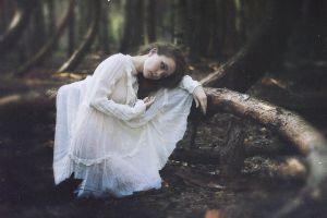 Forest grief by MariaPetrova