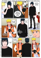 NaruSasu douji Pg 94 PhotoShoot by Cassy-F-E