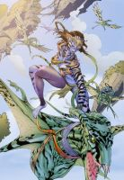 Avatar Colors by Jasen-Smith