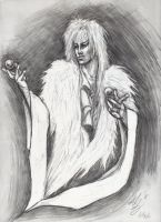 Jareth Sketch 2011 by ReddEra