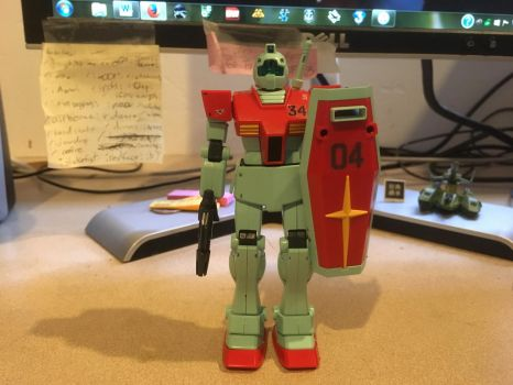 RGM-79 GM by Midway2009