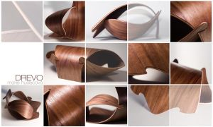 Wooden stylization by AltheRea