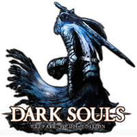 Dark Souls Icon v2 by Ni8crawler