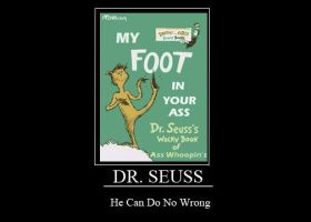 Demotivational Poster Dr. Seus by Fenrira