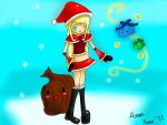 Christmas Time by AnnaIdhunita