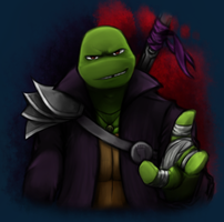 DeviantID - Hamato Donatello by NinjaTertel