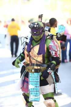 Donatello Cosplay Professional Photo by CarnalClown