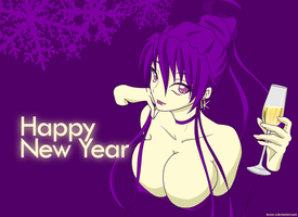 Happy New Year 2012 by Kawa-V