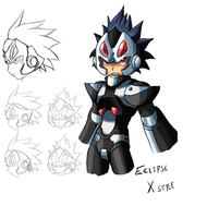 Eclipse X8 Style Concept Art by Advent-Axl