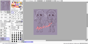 preview : [ kemonomimi adopts ] by PastelLights