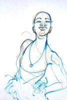 Life drawing - February 2013 by Gizmoatwork