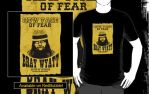 Bray Wyatt - The New Face of Fear by JayFordGraphics