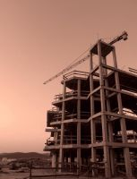 UNFINISHED BUSINESS ( SEPIA / TINT ) by ANDYBURGESS