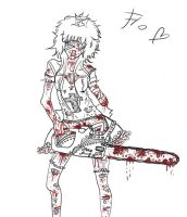 chainsaw by psycho-lecter