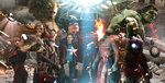 MCU Teams - Double Exposed by SuperDude001