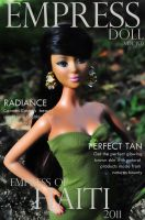 Fashion Cover 2011 - Haiti by angellus71