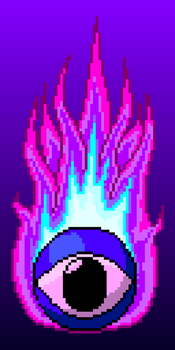 Pixel Dailies 1 - Psychic (Resize) by lolight2