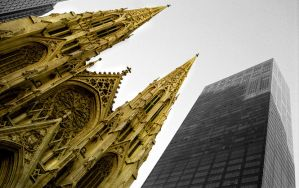 Religion vs Corporate America by OnTheRoad